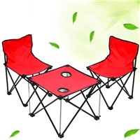 Outdoor Garden Furniture Beach Steel Metal Chairs & Tables Sets