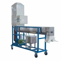 Wheat, Corn, Paddy, Vegetable Seed Coating Machine