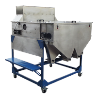 Grain Magnetic Separator Machine