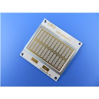 Aluminium PCB Built on 5052 Plate with Composite Structure