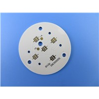 Aluminum PCB with 1W / MK for LED Lighting