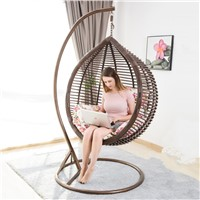 Patio Hanging PE Woven Swing Hanging Chair