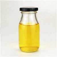 Wholesale Cheap 200ml Glass Milk Bottle & Metal Lid