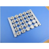 LED PCB Aluminum Base with 3W / MK Thermal Conductivity