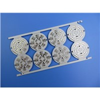 LED PCB Circuit Board Panel Single Sided RoHS for LED Lighting