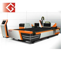 Fiber Laser Metal Sheet Cutting Machine for Stainless Steel Carbon Steel