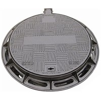 Cast Iron Manhole Ring & Gully Grating