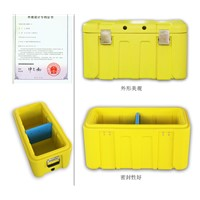 Rotational Moulding Plastic Ice Box Customize Cooler Box