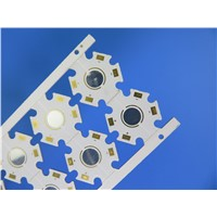 98% Reflectivity Mirror Aluminum PCB | Insulated Metal Substrate Circuit Board