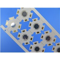 COB Mirror Aluminum Board | Insulated Metal Substrate PCB