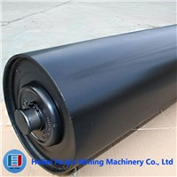Chinese Factory Made Steel Conveyor Roller Idler Mining Spare Parts