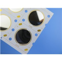 High Reflection Mirror Aluminum PCB | Insulated Metal Substrate Circuit Board