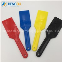 4 Pieces High Quality Hengoucn Printing Parts Plastic Blade In Offset Printing Part Four Colour Ink Knife