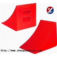 Polyurethane Wheel Chock/Block