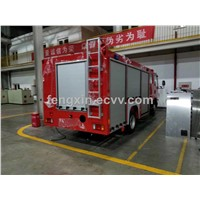 Aluminum Roller Shutter Door for Various Fire Fighting Trucks, Environmental Vehicles