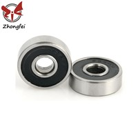 Miniature Bearing Deep Groove Ball Bearing 626ZZ