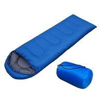 Sleeping Bag for Traveling, Camping, Hiking & Outdoor Activities, Lightweight Portable Comfort
