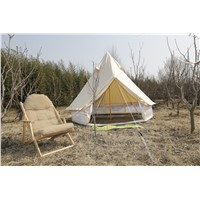 Bell Tent for Camping Wedding Event