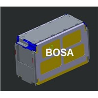 Bosa New Energy LFP90-2p4s Lithium-Ion Battery for Electric Bus Electric Truck