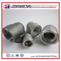 ASME/ANSI B16.11 Forged High Pressure Pipe Fittings For Gas/Water/Oil Piping