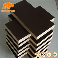 1220*2440mm Brown Marine Film Faced Shuttering Plywood for Construction