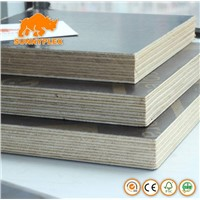 18mm Black Film Faced Marine Shuttering Plywood for Construction