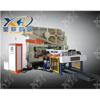 Fully Automatic 2-Piece Metal Tin Can DRD Making Line Gantry Punch Press