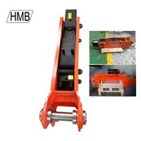 Top Type HMB450 for 1-1.5 Ton Excavator
