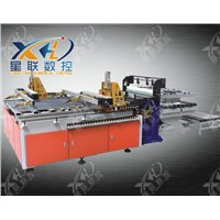 Double Clamps CNC Sheet Feeding Machine