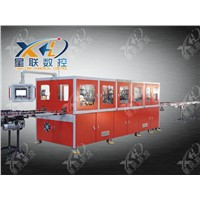 Intelligent Combination for Irregular Shaped Tin Cans Making Line