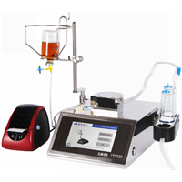 Sterility Test Device SM86-Big Touch Screen with Lable Print Function