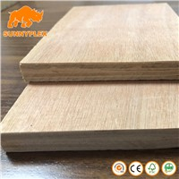 Commercial Plywood Bintangor Face Veneer Plywood for Furniture