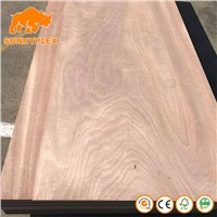 Commercial Okoume Face Poplar Core Plywood for Furniture/Packing