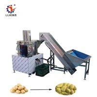 Stainless Steel Persimmon Peeling Machine with Knife for Food Handling