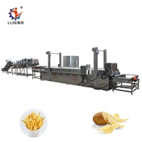 Automatic High Quality Potato Chips Machine Production Line Potato Chips for Sale