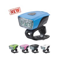 USB Rechargeable LED Bicycle Head Light (HLT-035)