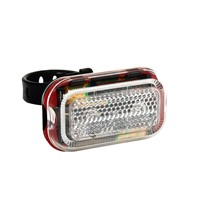 2 White LED Bicycle Front Light (HLT-024)