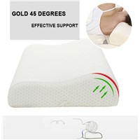 Enrol Natural Latex Pillow Memory Orthopedic Massage Pillow Core for Neck Body for Bedding High Quality