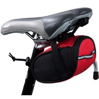 600D Polyester Bicycle Saddle Bag (HBG-022)