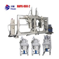 Epoxy Resin Circuit Breaker Housing Embedded Pole Injection Mold Casting Machine