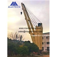 Ship Deck Crane 50ton for Sale