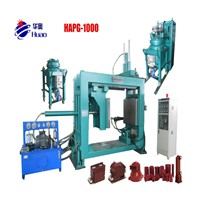 Epoxy Insulator Bushing Transformer APG Mold Casting Machine