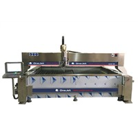 Factory Direct Supply Waterjet Cutting Machine for Metal Cutting
