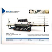 Stone Slotted Round Edge Machine