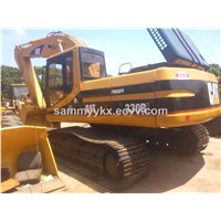 Good Condition Used Cat / Caterpillar 330BL Crawler Excavator