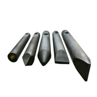 Cutting Concrete Rock Hammer Stanley Chisel Tool Bits MB357, MB350, MB956, MB1500, MB3950