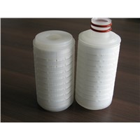 PES Pleated Membrane Filter Cartridge