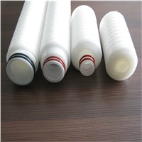PP Pleated MembraneCartridge Filter