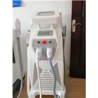 Clean Stock Beauty Equipment with IPL+RF+ND YAG Heads