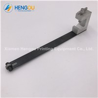 10 Pieces 24x2x7Hcm Heidelberg Printing Parts Length 24cm Straight Sheet Separator with Axle